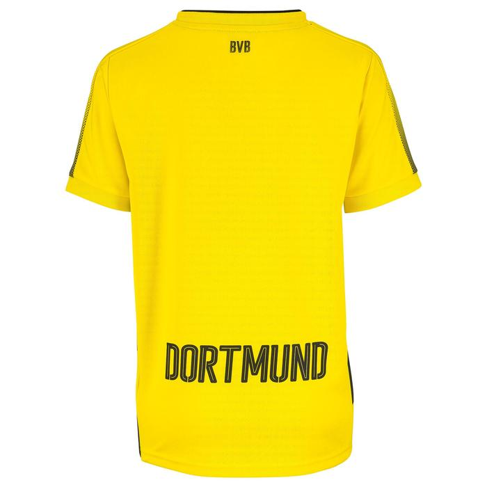 Voetbalshirt voor kinderen, replica Dortmund geel