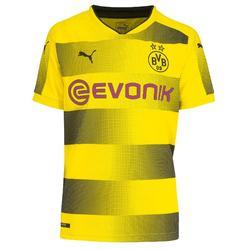 Voetbalshirt Borussia Dortmund 17/18 voor kinderen geel