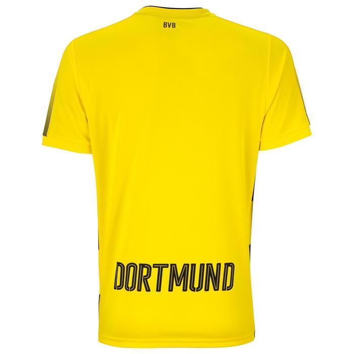 Maillot réplique de football adulte Dortmund  jaune - 1207896