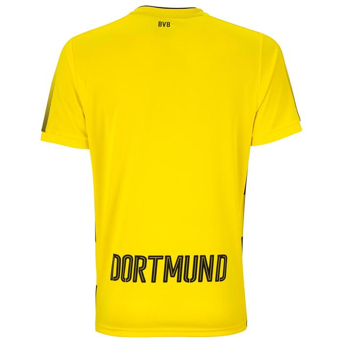 Maillot réplique de football adulte Dortmund  jaune