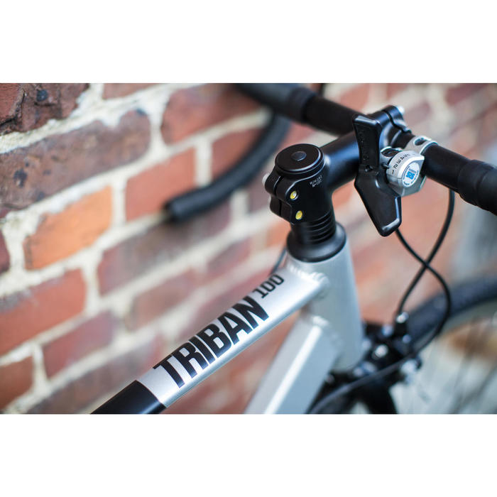 VELO ROUTE TRIBAN 100 GRIS - 1207913