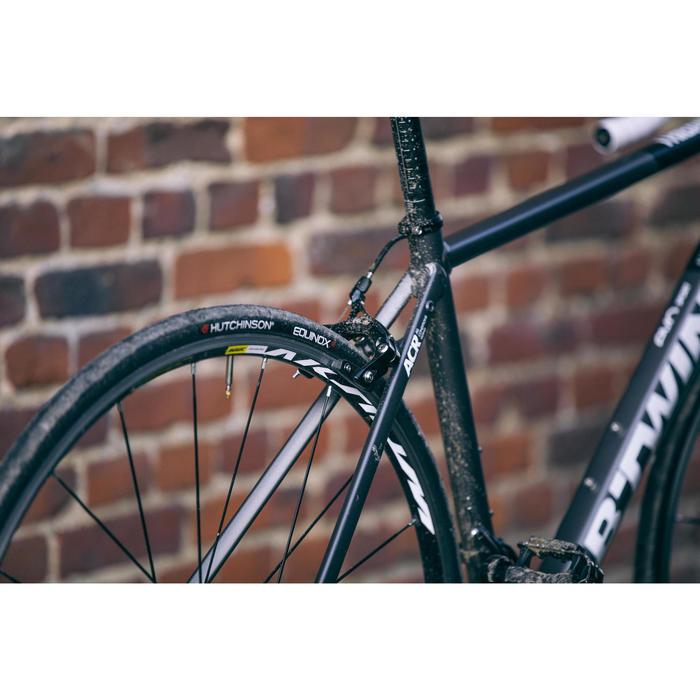 Racefiets / wielrenfiets Triban 540 - Shimano 105