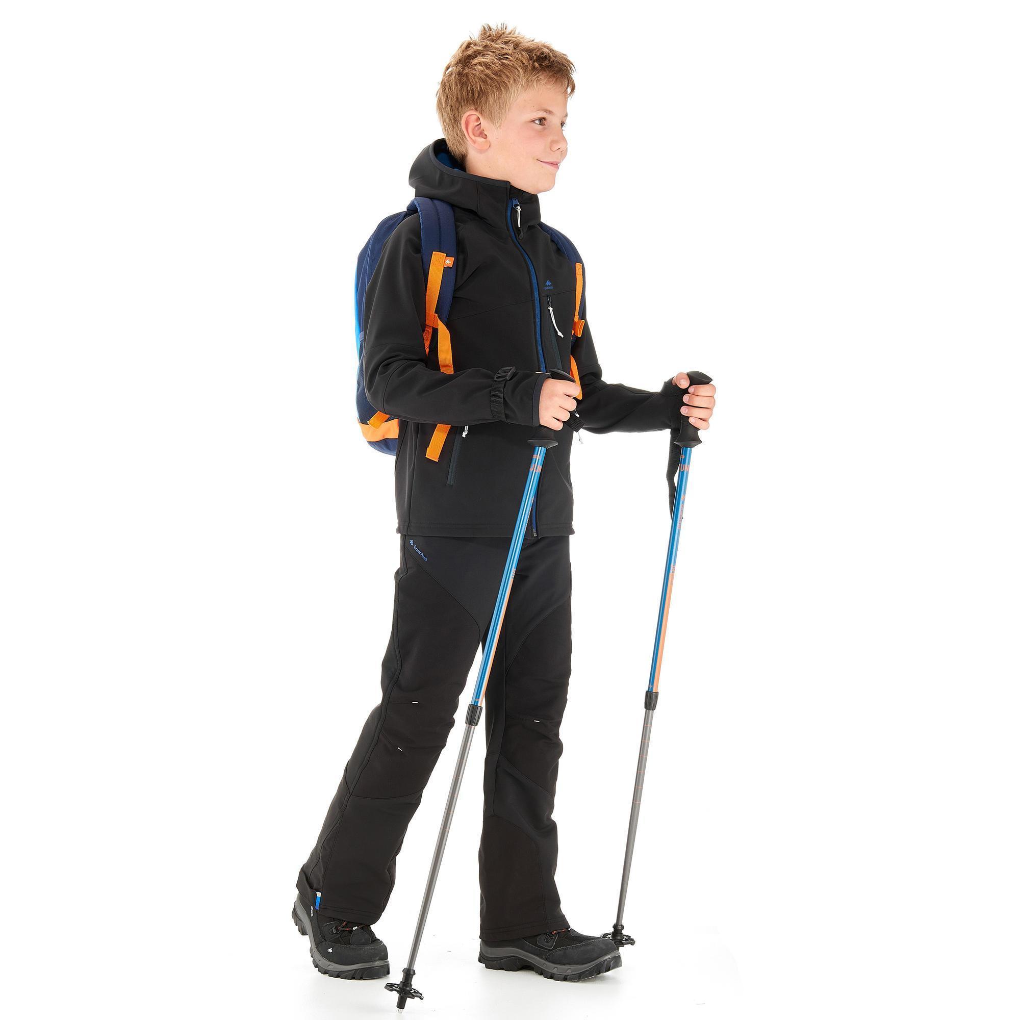 Zeco Neuf Enfants Sécurité Gilet de haute visibilité boysgirls Ski Veste Veste D/'extérieur