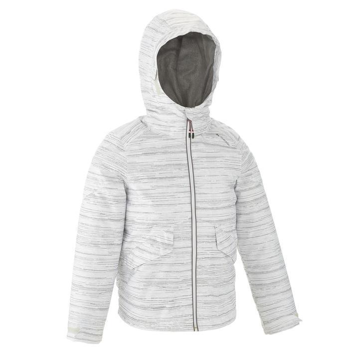 Veste de randonnée neige junior SH100 warm bleue - 1208106