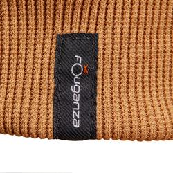 Warme rijhandschoenen Easywear voor kinderen ruitersport grijs