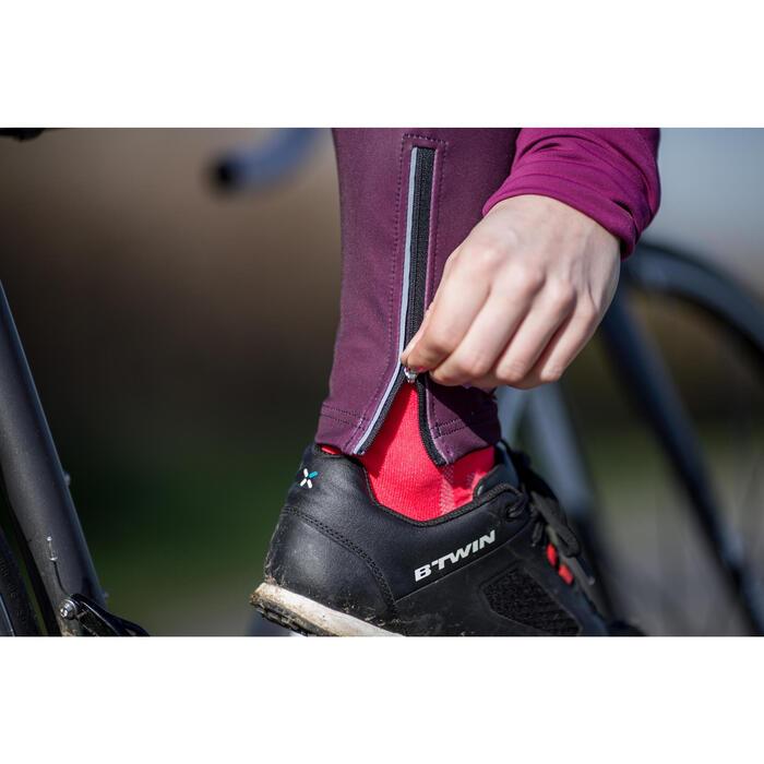 Lange fietsbroek 500 voor dames - 1208357