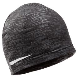 BONNET CHAUD RUNNING RUN WARM + NOIR CHINE