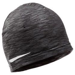 Hardloopmuts grijs/gevlamd
