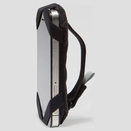 HANDHELD SMARTPHONE RUNNING HOLDER - BLACK