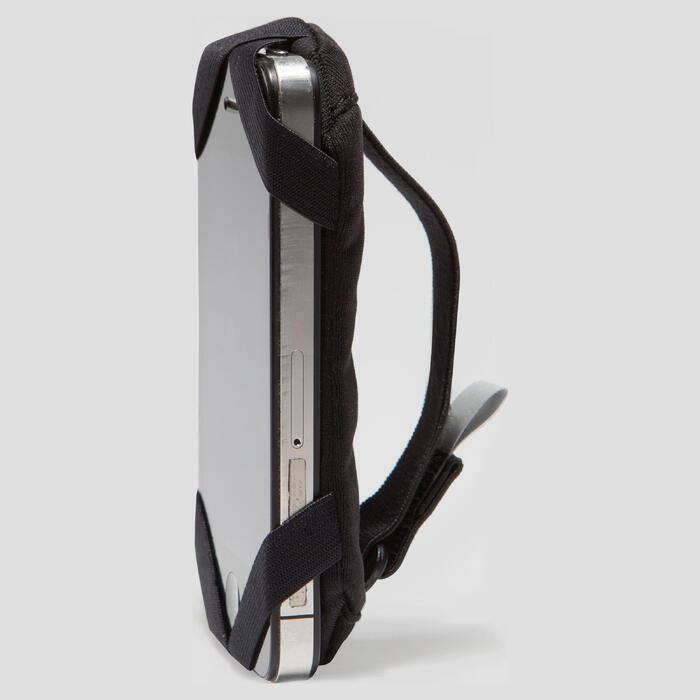 Smartphone-Tasche für die Handfläche schwarz