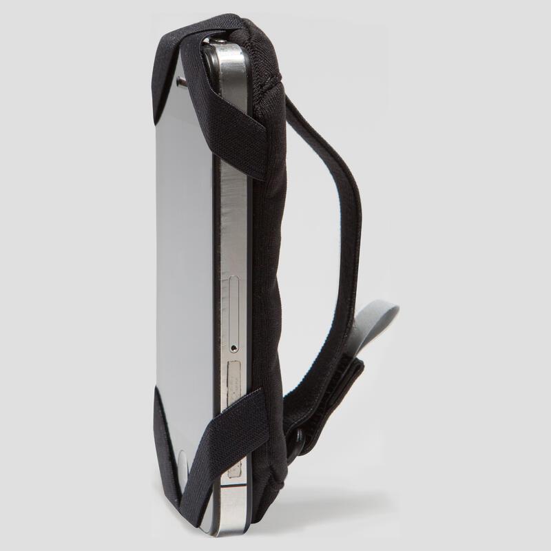 HANDHELD SMARTPHONE RUNNING HOLDER - BLACK