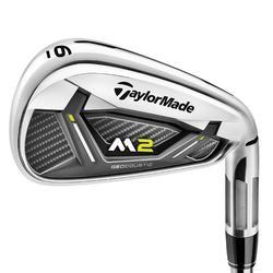 Set golf-irons M2 rechtshandig staal hoge snelheid en maat 2