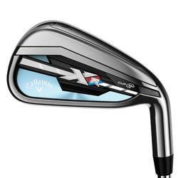 Set golf irons voor dames rechtshandig XR15 grafiet L 6/SW