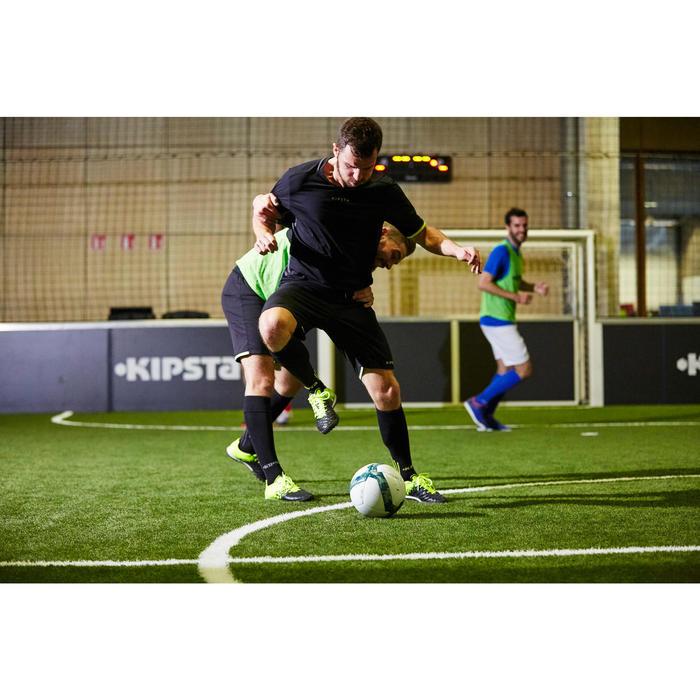 Chaussure de football adulte terrains durs Agility 500 HG noire - 1208677
