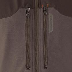 Jagd-Softshelljacke 500 braun