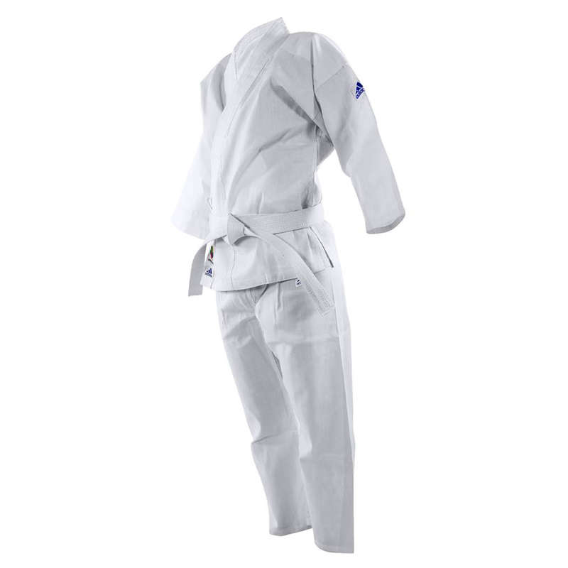 KARATE Martial Arts - Kids' K200 E Karate Uniform ADIDAS - Martial Arts