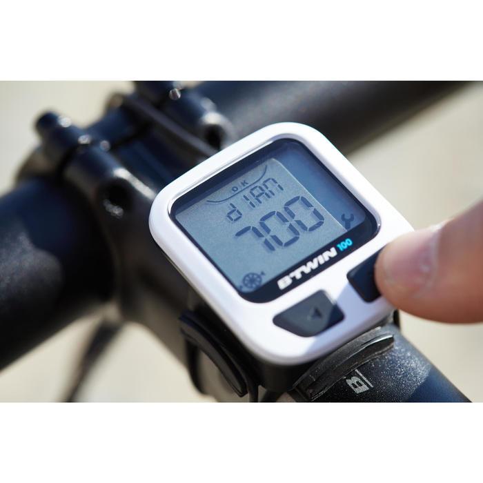 Compteur vélo 100 - avec fil - 1209074