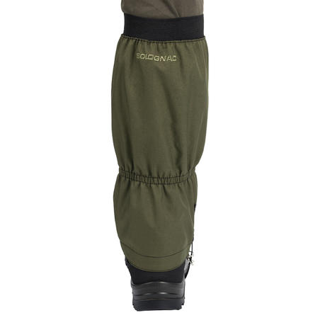 Crosshunt Waterproof Hunting Gaiters 100 W