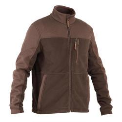 SG500 Hunting Fleece Jacket - Brown