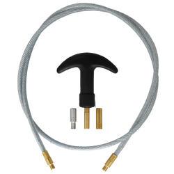Cable Limpieza Caza Solognac Rifle/Escopeta Adaptadores Compatibles Con Cepillos