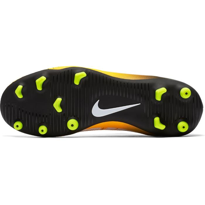 Chaussure de football enfant Mercurial Vortex FG orange - 1209138