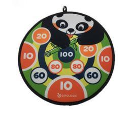 Bamboo Velcro Dart Board