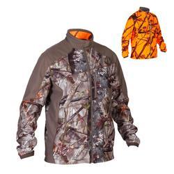 Jagdjacke 900 Camouflage orange