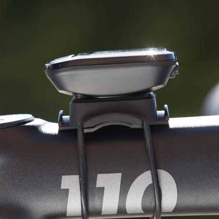 Cyclomètre de vélo sans fil Btwin120