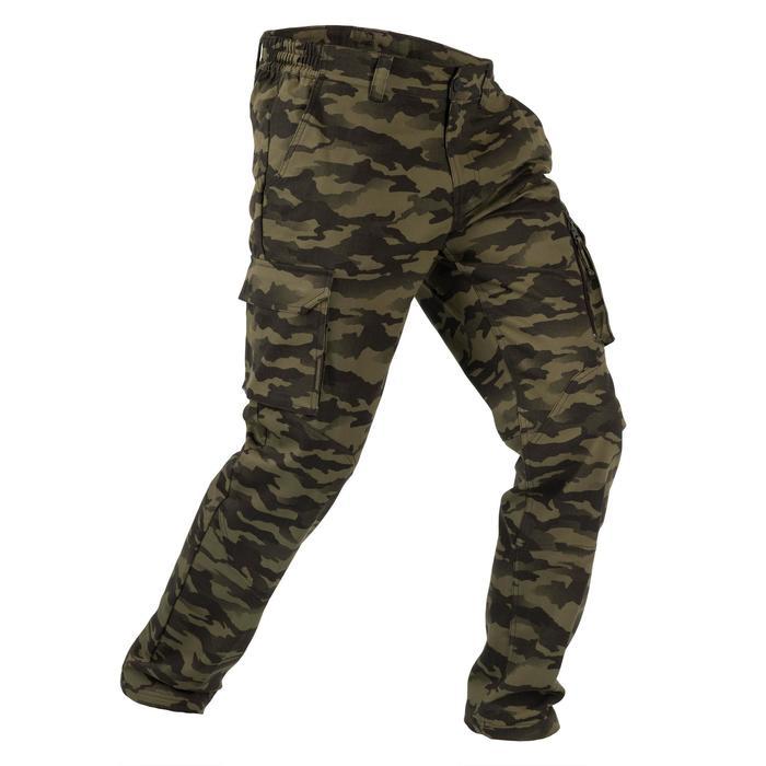 Jagdhose 520 Camouflage khaki