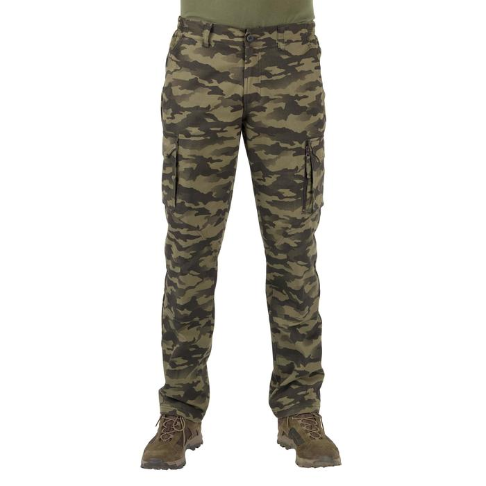 Jagdhose 520 Camouflage kaki