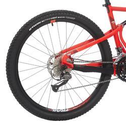 氯丁橡膠(Neoprene)自行車後下叉罩