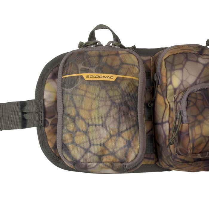 Heuptasje X-Access voor de jacht 7 liter Furtiv camouflage