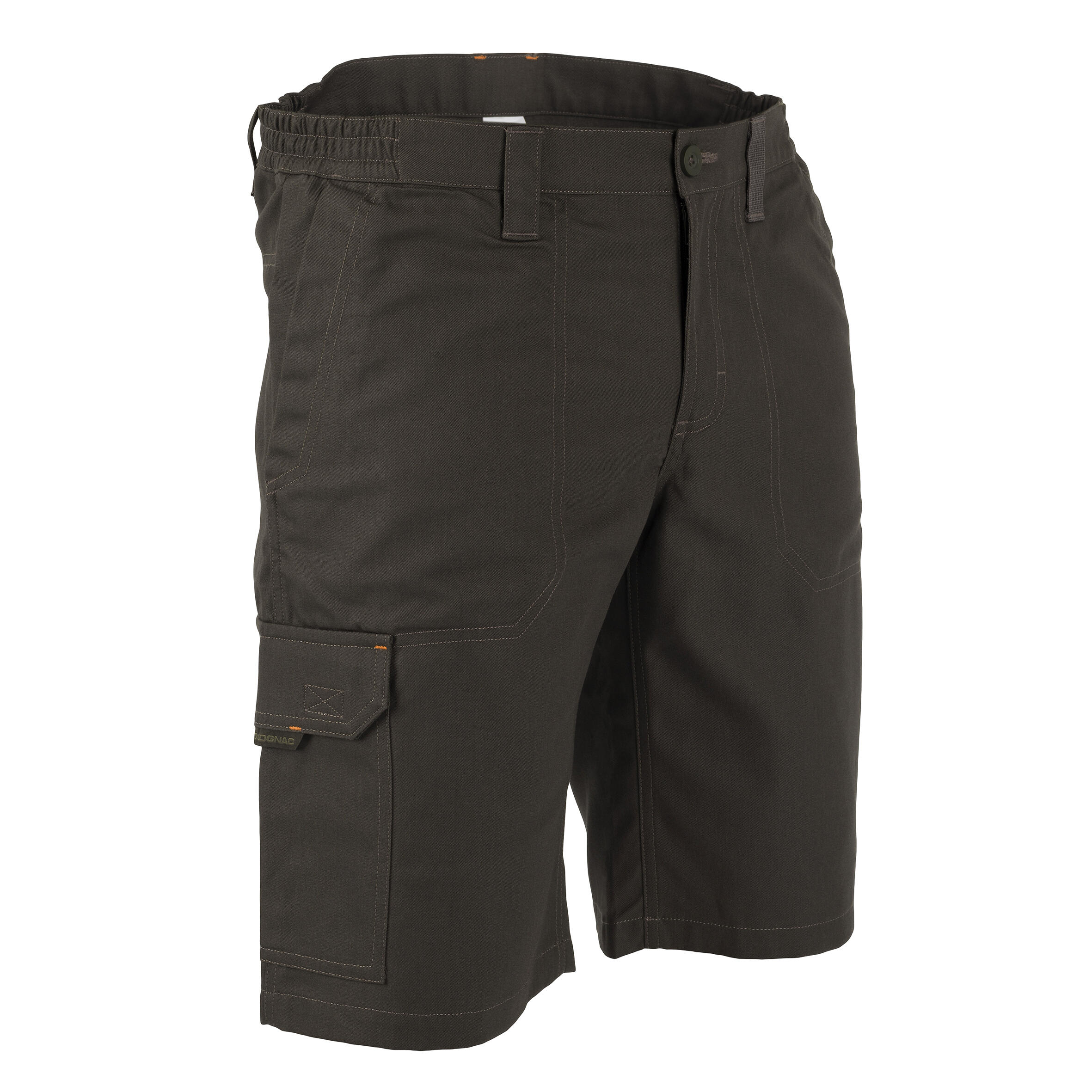 Men's Bermuda Shorts 100 Green
