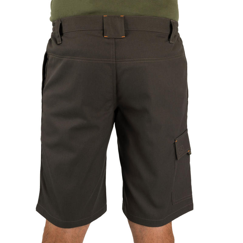 100 Bermuda shorts green