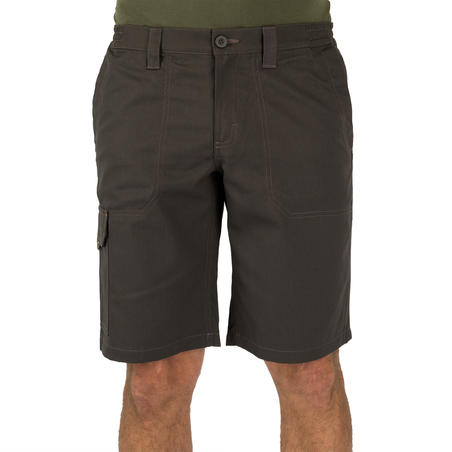 100 Bermuda Shorts - Green