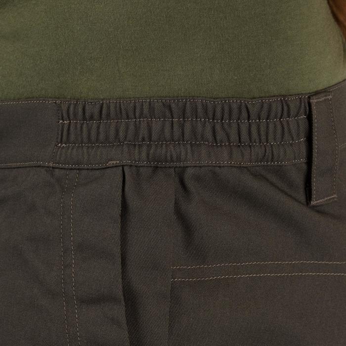 百慕達短褲100綠色
