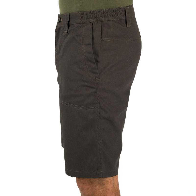 Short Bermuda Caza Solognac SG 100 Hombre Verde