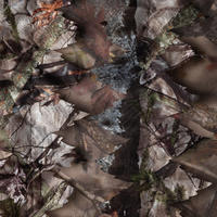 3D CAMOUFLAGE HUNTING NET 1.4 M x 3.8 M BROWN