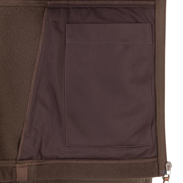 Jagersfleece SG500 bruin