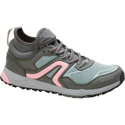 NW500 Women's Nordic Walking Shoes - pink/khaki