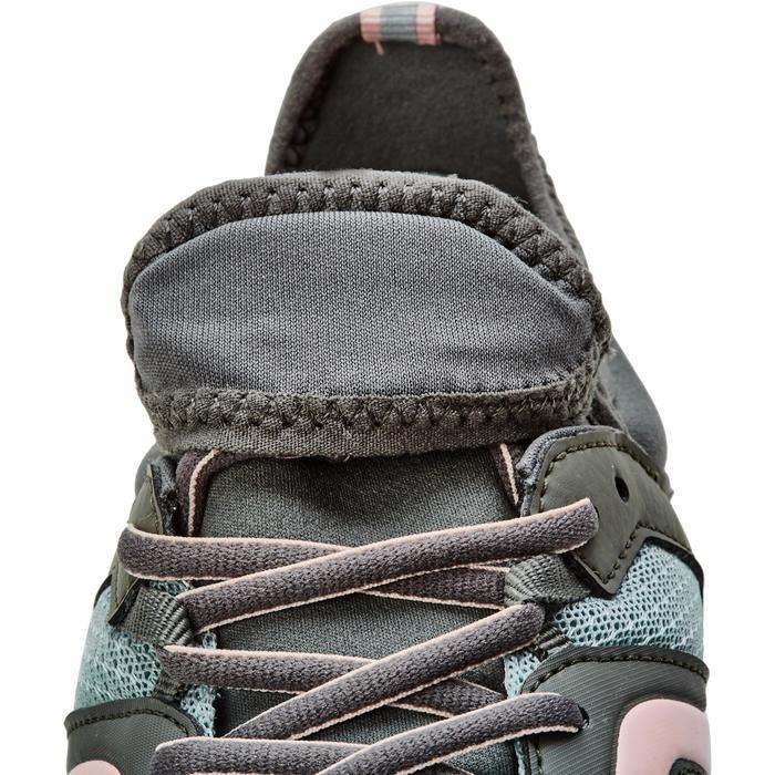 Chaussures marche nordique femme NW 500 rose / kaki