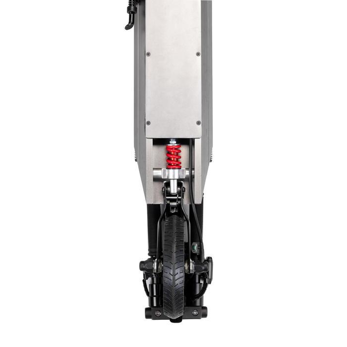 Elektro-Scooter Revolt 2.0 Erwachsene grau
