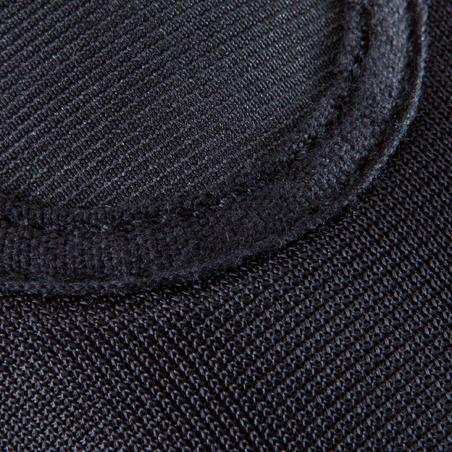 500 Mesh Artistic Gymnastics Shoes - Plimsolls - Black