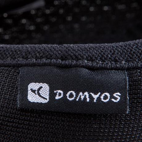 0d5db28b9c8 Gymschoenen toestelturnen in mesh 500 zwart. | Domyos by Decathlon