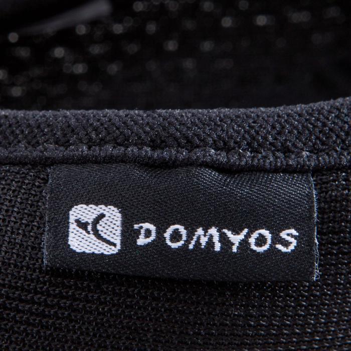 Chausson de Gymnastique Artistique en mesh 500 noir. - 1209936