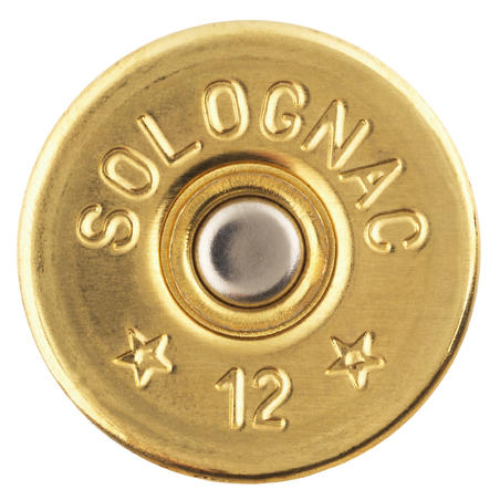Clay Pigeon Shooting Cartridge T100 28g 12 Gauge 70mm 7.5 Shot x250