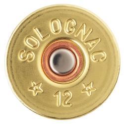 CARTOUCHE BALL TRAP T100 24g CALIBRE 12/70 PLOMB N°7,5 X25