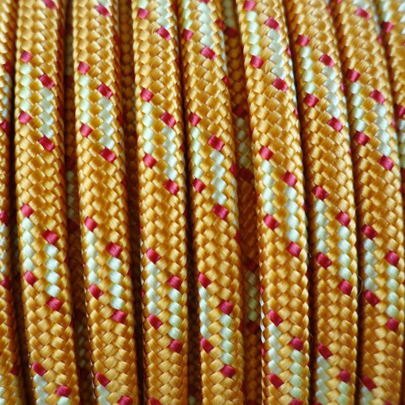 Cordelette by the Metre - 6 mm Yellow