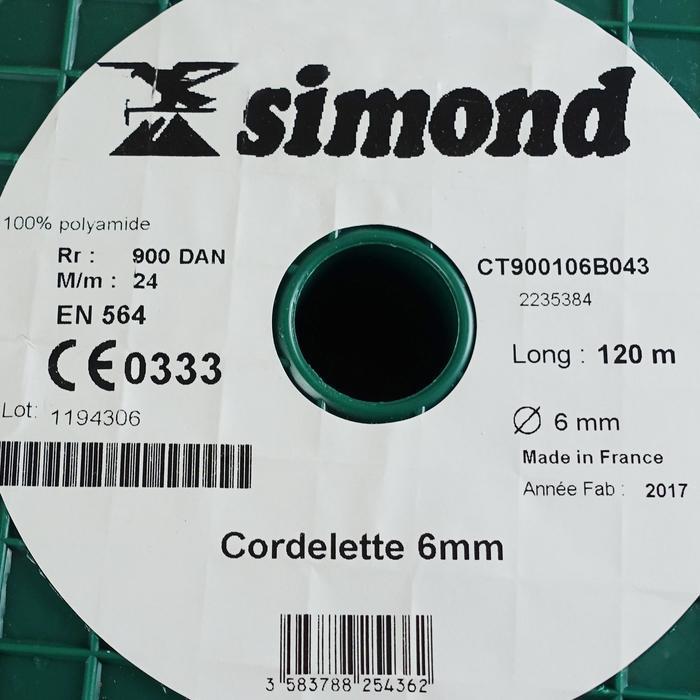 Reepschnur 6 mm Meterware