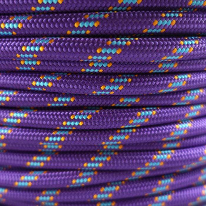 CORDELETTE AU METRE 8mm - Violette
